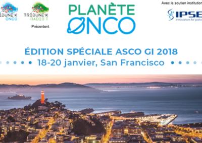 E-journal Edition spéciale ASCO GI 2018
