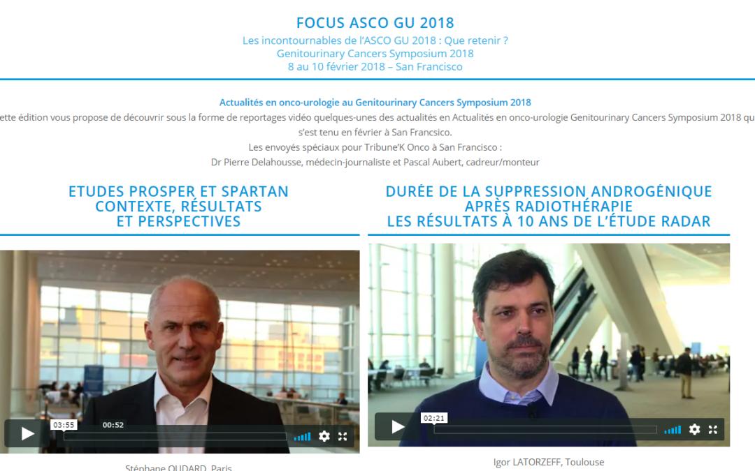 E-journal 2018 Genitourinary Cancers Symposium