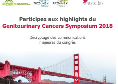 Genitourinary Cancers Symposium 2018