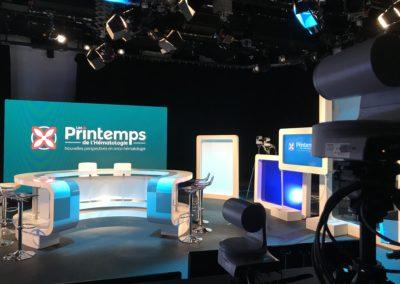 Web TV Les Printemps de l'Hématologie 2018