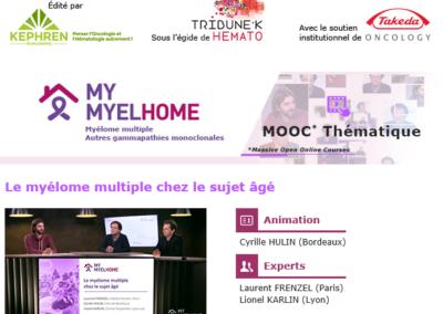 MOOC MYMYELHOME