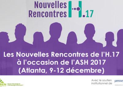 Nouvelles Rencontres H.17