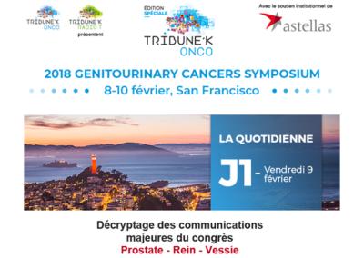 Web TV 2018 Genitourinary Cancers Symposium