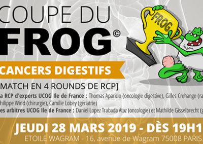Coupe du Frog – Cancers digestifs