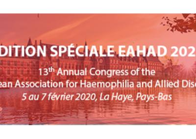 Edition spéciale EAHAD 2020