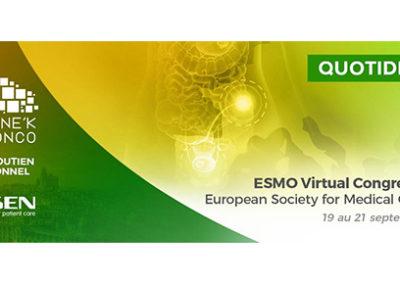 Edition spéciale ESMO 2020 «GI et GU»