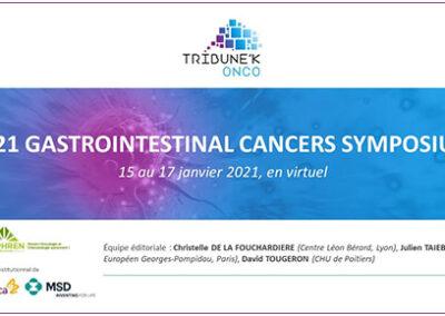 Diaporama «Actualités en Oncologie digestive»